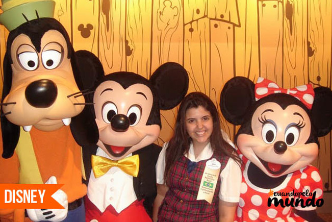 Ana Novais do Disney Guia