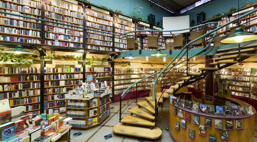 As 10 livrarias mais bonitas do mundo