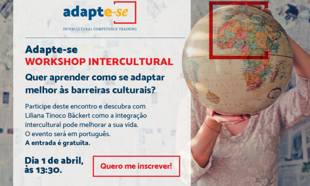 Adapte-se Workshop Intercultural