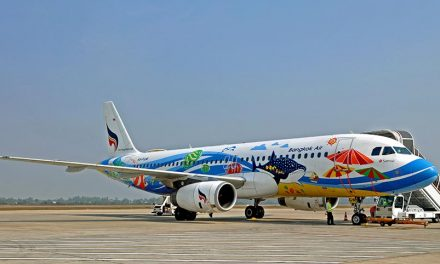 Como é voar de Bangkok Airways?