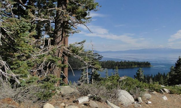South Lake Tahoe : lagos e paisagens Suíças na Califórnia