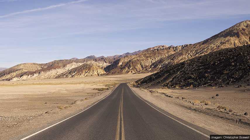 Dicas sobre o Death Valley National Park
