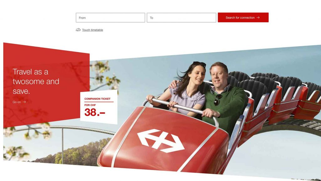 Vale a pena usar o Swiss Travel Pass